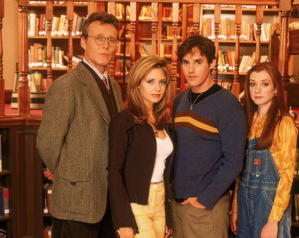 Buffy first season promo image