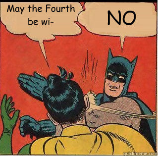 batman may the fourth