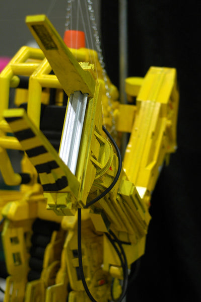 Power loader arm - sed
