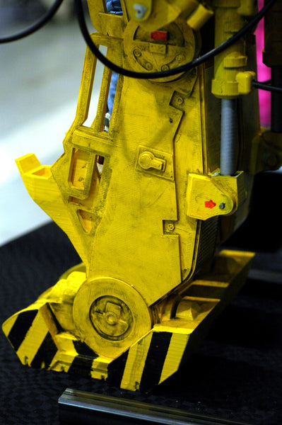 power loader leg sed