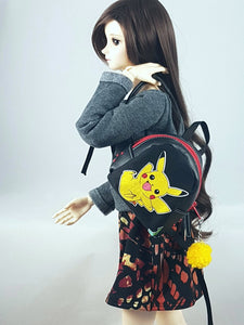1:3 scale BJD Backpack Pokemon with PomPom (for Doll)
