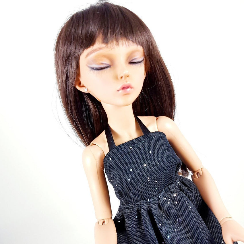 MSD Minifee Sparkly Dress - Black