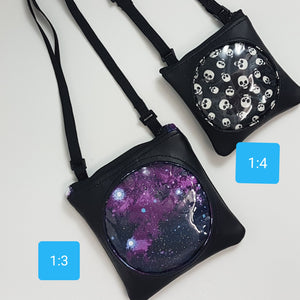 1:3 Ita Bag Square Purse for BJD (for Doll) - Galaxy