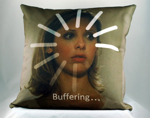 Buffering Pillowcase