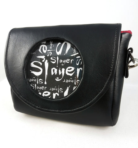 Slayer of Vampires Handmade Purse-Buffy-by Stellar Evolution Designs