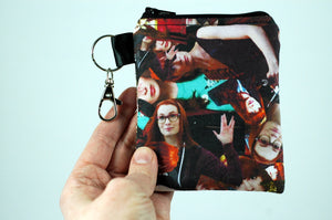 charlie coin purse supernatural-SPN fan gift-supernatural funny