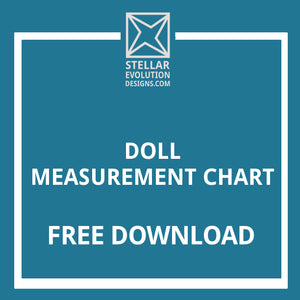 free download doll measurement chart