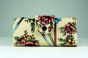 Floral Wars Fan Wallet
