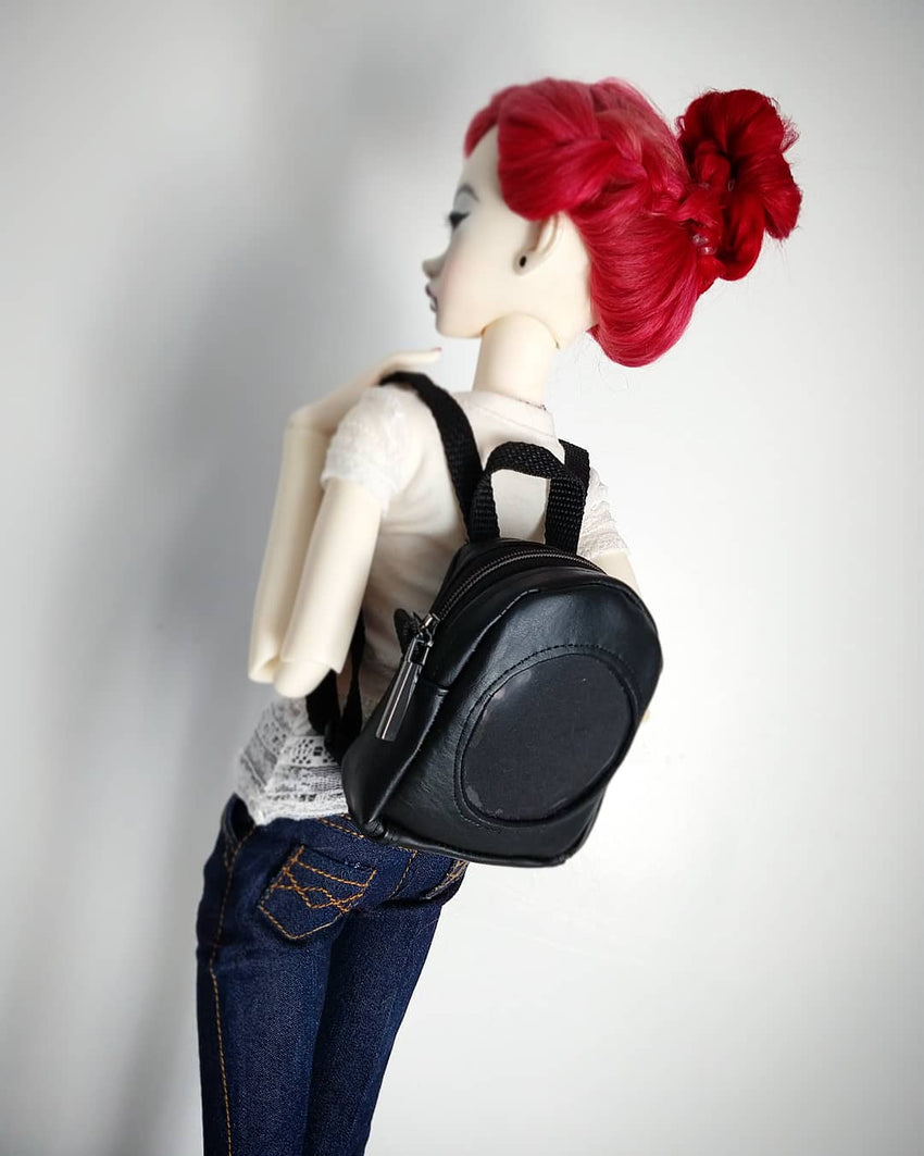 1:3 and 1:4 scale- Ita Bag Backpack for BJD (for Doll)
