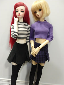 School Set - for 1:3 SD BJD - Fall Session