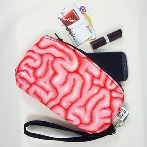Brains or Intestine Wristlet