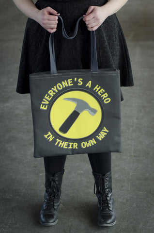 Everyone's a hero in their own way tote-dr horrible-great gift