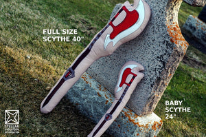Plush small scythe replica-buffy the vampire slayer cosplays-vampyre