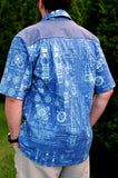 Rocket Man Short Sleeve Shirt