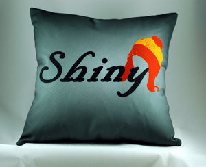 Shiny Pillowcase