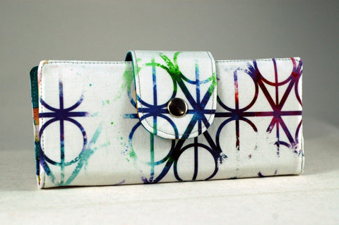 Deathly Hallows Watercolour Wallet
