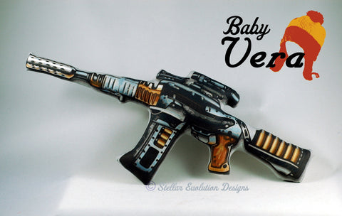Plush Vera for baby-plush vera-cosplay-plush weaponry-Stellar evolution Designs