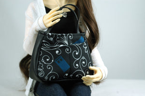 Tardis doctor who tote for BJD