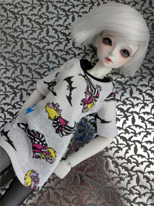 beetlejuice dress for msd, mdd, minifee
