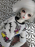 canadian made ball jointed doll clothes beetlejuice