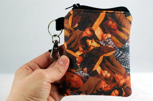 Buffy Scoobie Gang coin purse
