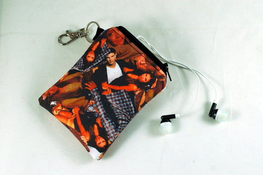 Coin Purse featuring Buffy's Scooby Gang