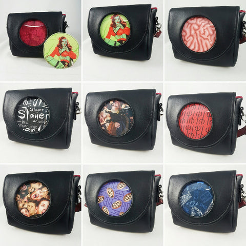 Choose Your Own Fandom Purse-Custom Set