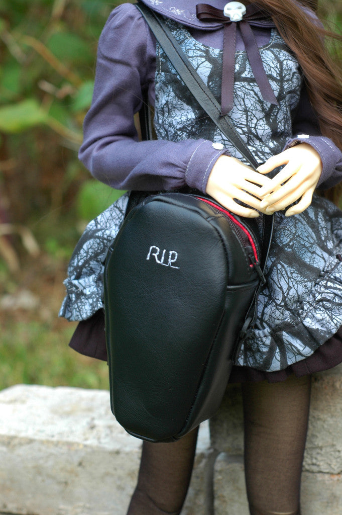 SD bjd coffin bag accessory by SED
