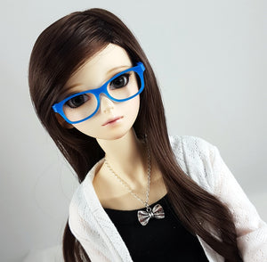 blue bjd glasses for sd doll
