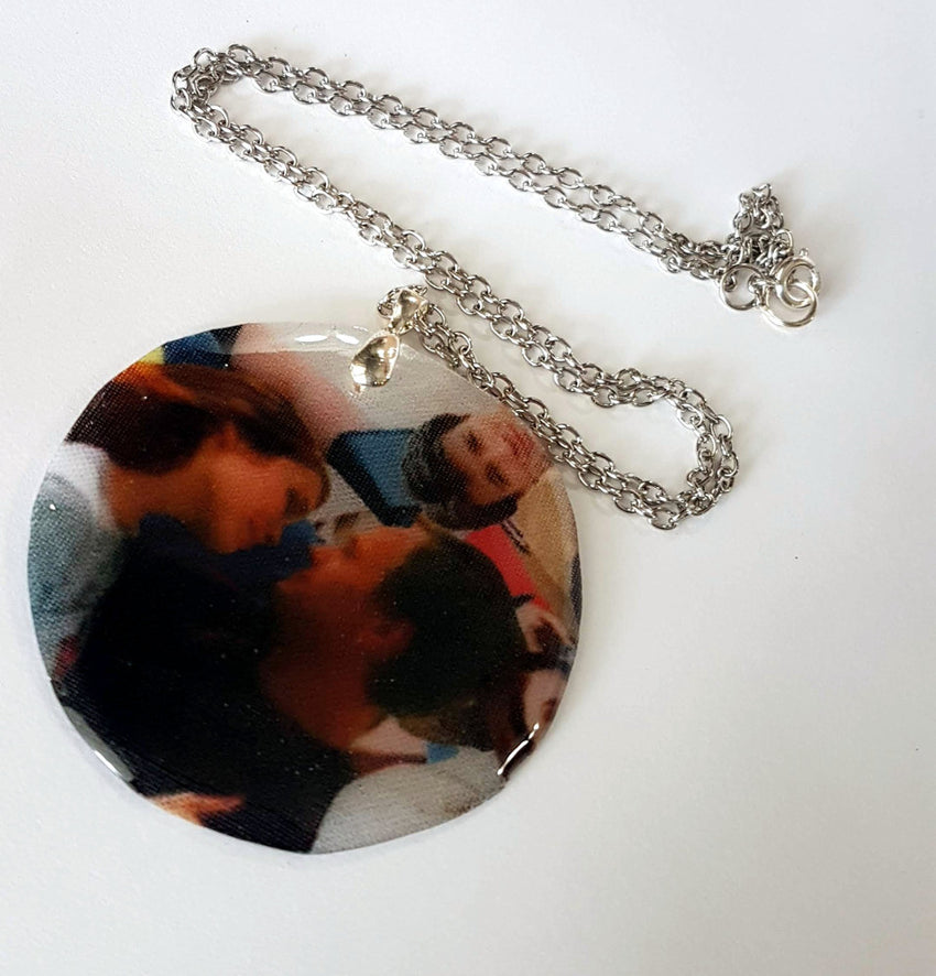 Love is Penny Pendant Necklace