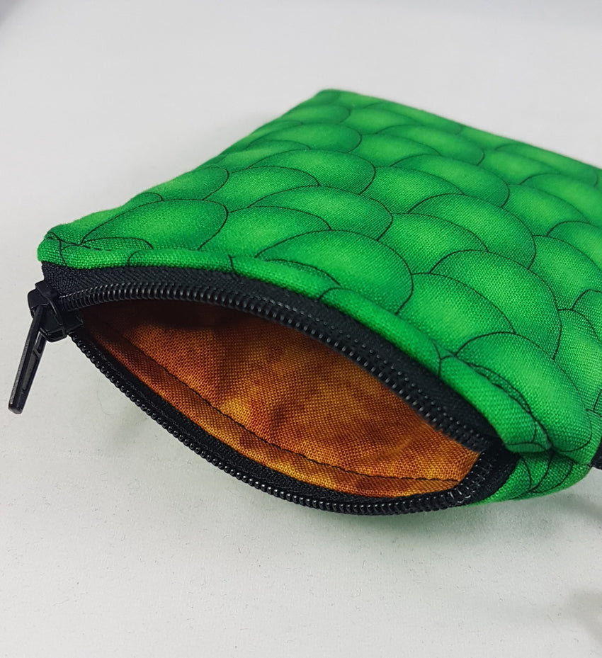 inside coin purse