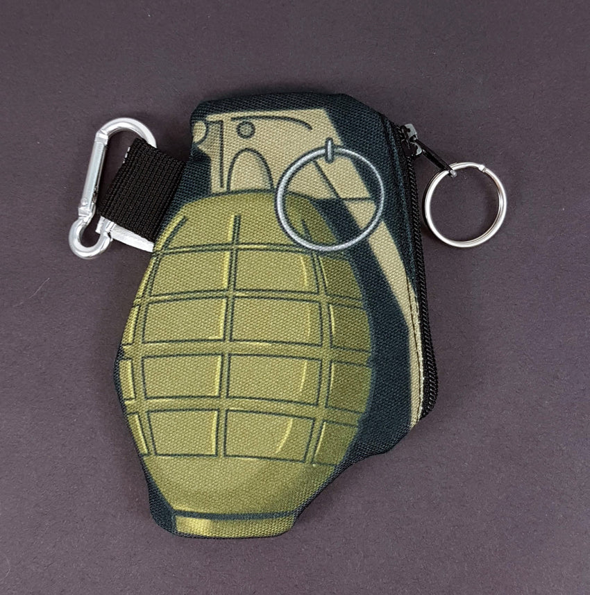 other side of grenade coin purse