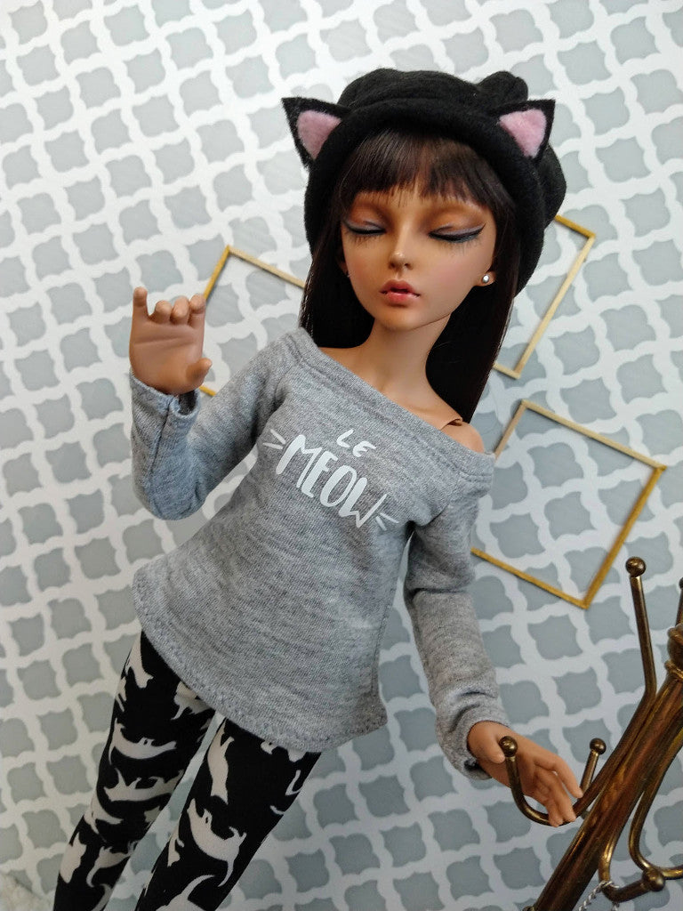 le meow bjd msd set made in canada