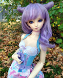 dreaming doll molly modelling lace top