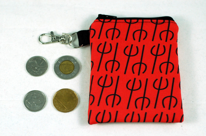 Little Devil-Red Coin Purse