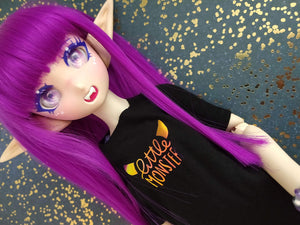 little monster tshirt for mdd, msd or minifee