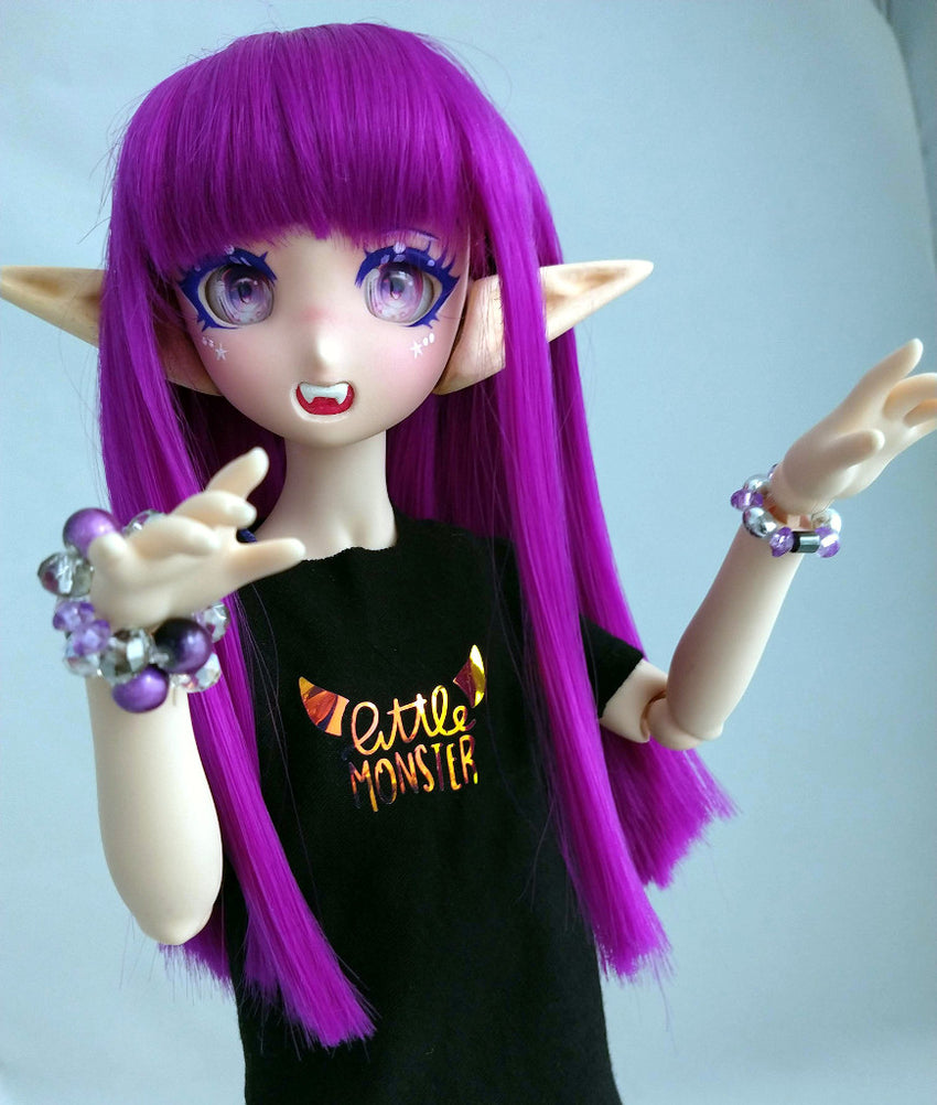 grrrr little monster mdd custom
