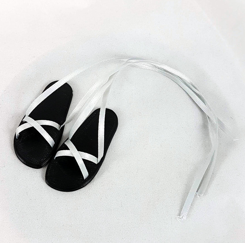 Ribbon Sandal Sole - fits Minifee A-Line Flat Foot