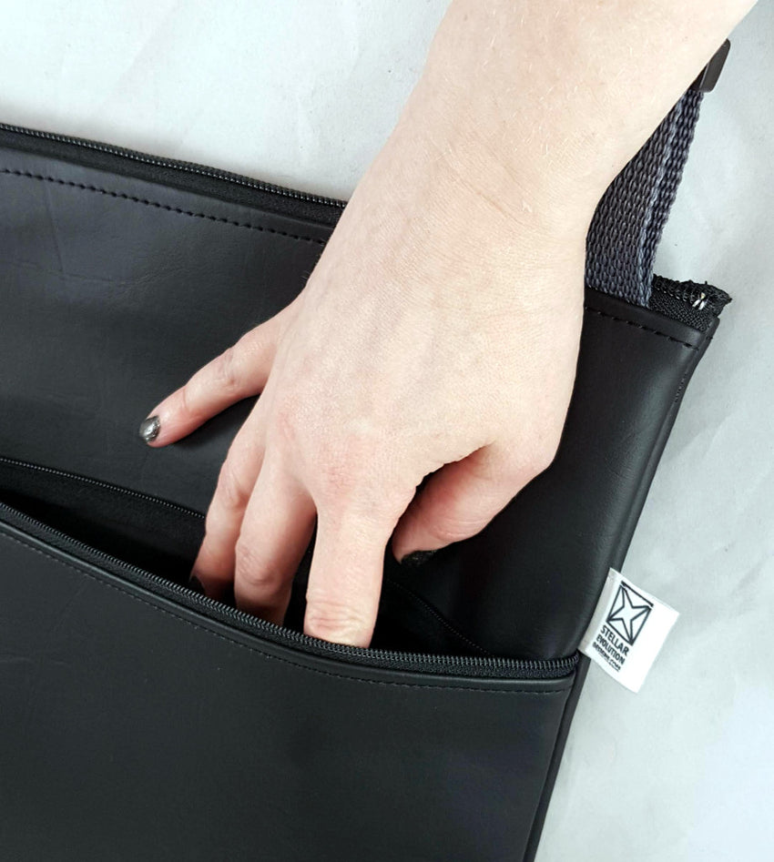 Ita Style Cross Body Purse - Nightmare