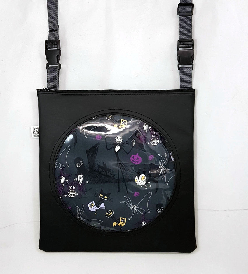 NBFC themed ita cross body purse
