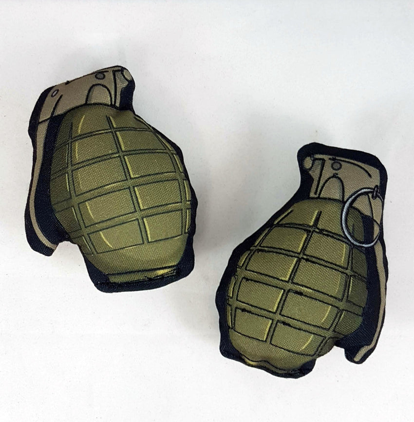 textile grenades for halloween or cosplay
