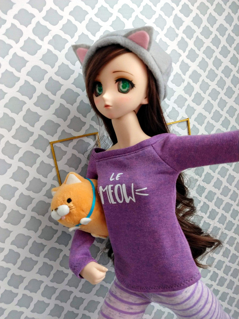 Dollfie Dream outfits by stellar evolution designs