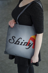 Shiny Firefly tote-handmade geekery-Stellar Evolution Designs