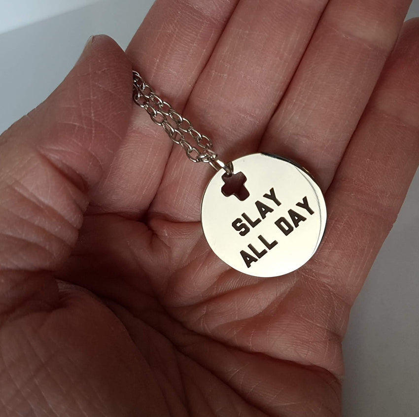 Slay All Day Necklace