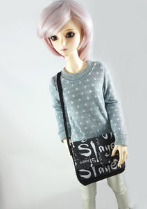 BJD Buffy Slayer Messenger Bag (for Doll)