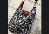 Slayer & Scoobie Gang Reversible Slouchy Bag