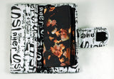 Slayer Wallet-Buffy and Spike-handmade geekery-Stellar Evolution Designs