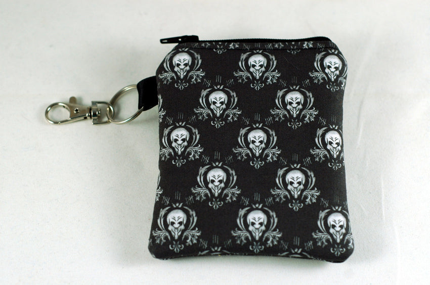 Coin Purse featuring Doctor Who villains The Silence