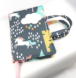 Unicorn Love Book Bag