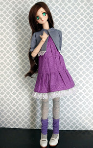 Dollfie dream spring mori outfit handmade by stellar evolution designs